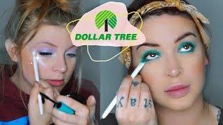Download FULL FACE OF DOLLAR TREE MAKEUP | ft my daughter Video