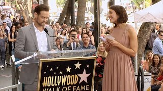 Download Shane West Speech at Mandy Moore's Hollywood Walk of Fame Ceremony Video