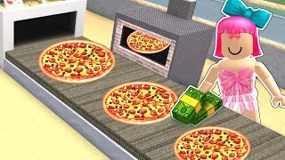 Download Roblox: OPENING A 1,000,000 DOLLAR PIZZA FACTORY!!! Video