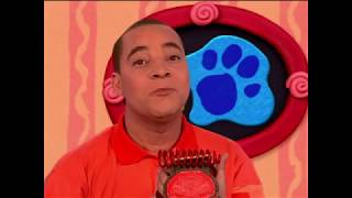 Download Blue's Clues UK How To Draw 3 Clues From Colours! Video