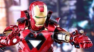 Download 10 Coolest Iron Man Suits That Don't EXIST ! Video