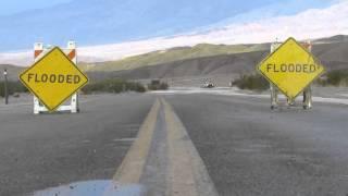 Download Flash Flood Death Valley National Park October 2015 Video