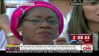 Download Firma de la Paz en Colombia: Timochenko pide perdón a víctimas en nombre de las FARC Video