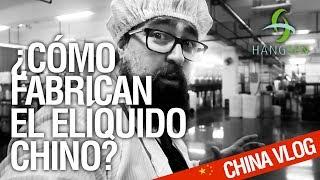 Download EL ORIGEN DEL ELÍQUIDO CHINO / fábrica de Hangsen / China Vlog 2 Video