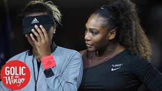 Download Golic and Wingo debate Serena Williams' 2018 US Open final controversy | Golic and Wingo | ESPN Video