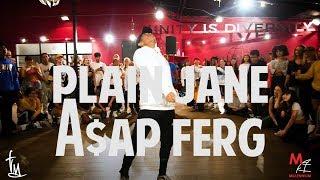 Download A$AP Ferg ft. Nicki Minaj - Plain Jane - Choreography by Tricia Miranda Video