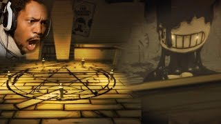 Download WHY EVERY MONSTER GOTTA WORSHIP THE DEVIL!? | Bendy and The Ink Machine (Chapter 1) Video