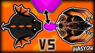 Download NOOB vs. PRO - MOPE.IO BLACK DRAGON BATTLE!! Video