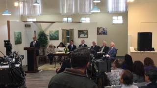 Download Turning the Key Press Conference Video