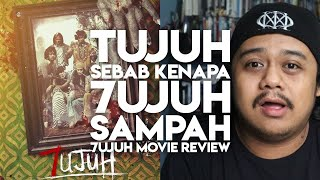 Download #ZHAFVLOG - DAY 321/365 - TUJUH SEBAB KENAPA 7UJUH SAMPAH | 7ujuh Movie Review Video