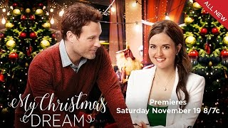 Download Preview - My Christmas Dream - Stars Danica McKellar & Deidre Hall - Hallmark Channel Video