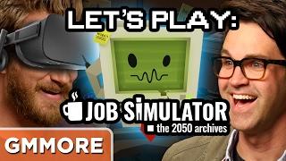 Download Let's Play: Job Simulator Video