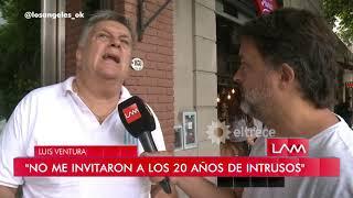 Download Luis Ventura contó la verdad sobre su pelea con Jorge Rial Video