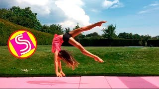 Download Best Gymnastics Musical.ly Compilation 2017 | Top Gymnasts ❤ Video