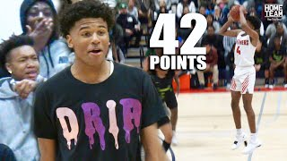 Download Jalen Green Goes CRAZY In Playoff Game! 42 Point Performance Video