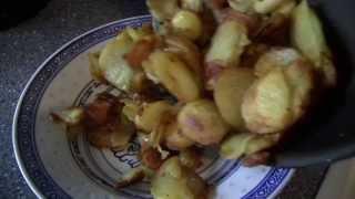 Download Coldmirrors Cooking Corner - Bratkartoffeln mit Bifi Video