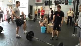 Download CrossFit Journal - Dan Bailey: Winning The Open: Part 1 Video