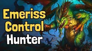 Download Emeriss Control Hunter Decksperiment - Hearthstone Video
