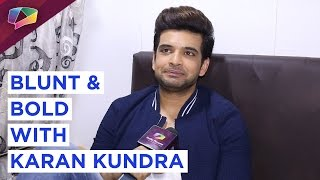 Download Karan Kundra reveals how his girlfriend likes kissing him Video