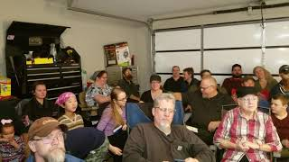 Download Full house. Growing group! Video
