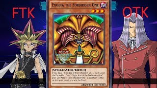 Download Exodia Deck FTK (One Turn Win) 100% Win Rate Updated Video