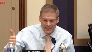 Download Jim Jordan GRILLS Deputy AG Rosenstein, Testifies on Russia Probe Hearing & Mueller Investigation Video