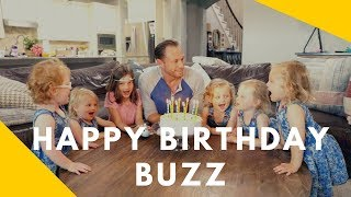 Download Priceless Reaction to Daddy Blowing out the candles: Year 3 Video