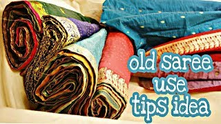 Download OLD SAREES USES/TIPS/TRICKS/IDEAS/REUSE/RECYCLE SAREES Video