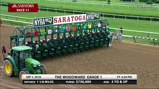 Download Yoshida - 2018 - The Woodward Stakes Video
