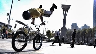 Download Bike Parkour -Streets of San Francisco! Video
