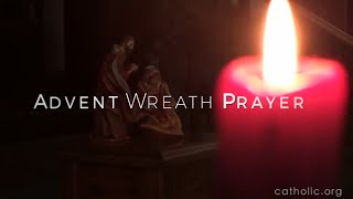 Download Advent Wreath Prayer HD Video