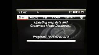 Download Mercedes Benz NTG 4.5 V15 map update including activation code Video