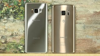 Download Samsung Galaxy S8 vs Samsung Galaxy S7 Full Comparison Video
