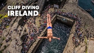 Download Diving from Irish skies - Red Bull Cliff Diving World Series 2014 Video