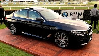 Download 2017 BMW 5 series G30 Overview Video