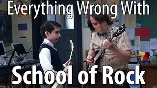 Download Everything Wrong With School Of Rock In 16 Minutes Or Less Video