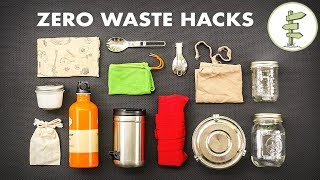 Download 12 Cheap & Easy Tips for Reducing Your Waste - Sustainable Zero Waste Hacks Video