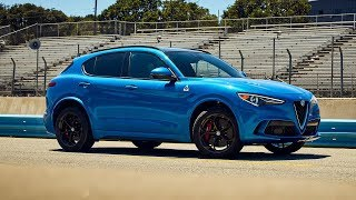 Download Best Driver's Car Contender: 2018 Alfa Romeo Stelvio Q4 Quadrifoglio Video