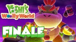 Download Final Boss!! Yoshi's Woolly World WiiU HD - FINALE Video