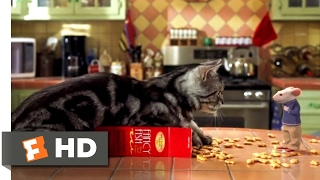 Download Stuart Little (1999) - A Mouse With a Pet Cat Scene (3/10) | Movieclips Video