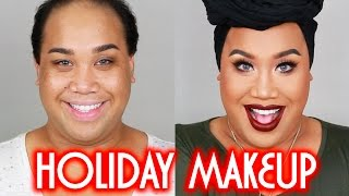 Download Holiday Makeup Tutorial | PatrickStarrr Video