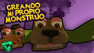 Download CREANDO MI PROPIO MONSTRUO - CHKN | iTownGamePlay Video