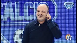 Download Napoli-Fiorentina: Peppe Iodice a ″Il Bello del Calcio show″ Video
