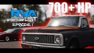 Download The RVA List 2017 Episode 1 The Fastest Street Cars in Virginia Video