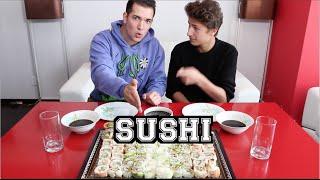 Download Reto glotón - Sushi (c/ Juanpa Zurita) | JUCA Video