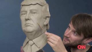 Download Video: Madame Tussauds unveils wax model of President-elect Trump Video