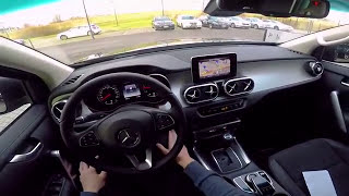 Download Mercedes X-Class X250d - POV Drive Video