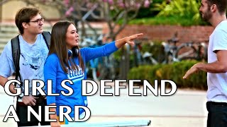 Download Girls Defend A Nerd w/ KC James & Jordan Burt Video
