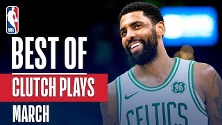 Download NBA's Best Clutch Plays | March 2018-19 NBA Season Video