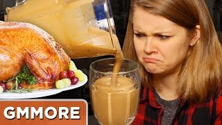 Download Thanksgiving Smoothie Challenge Video
